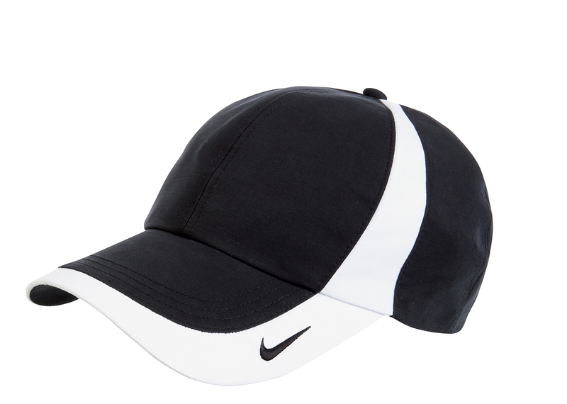 NIKE DRI-FIT TECHNICAL COLORBLOCK CAP - Black/White
