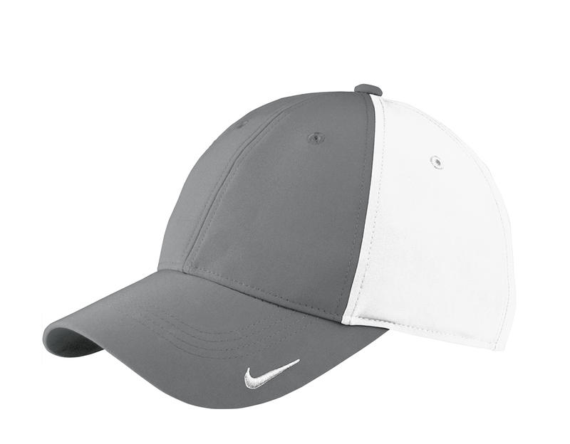 Nike Swoosh Legacy 91 Cap - Cool Grey/White