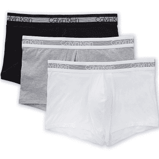 CALVIN KLEIN COOLING TRUNKS 3 PACK NB1799