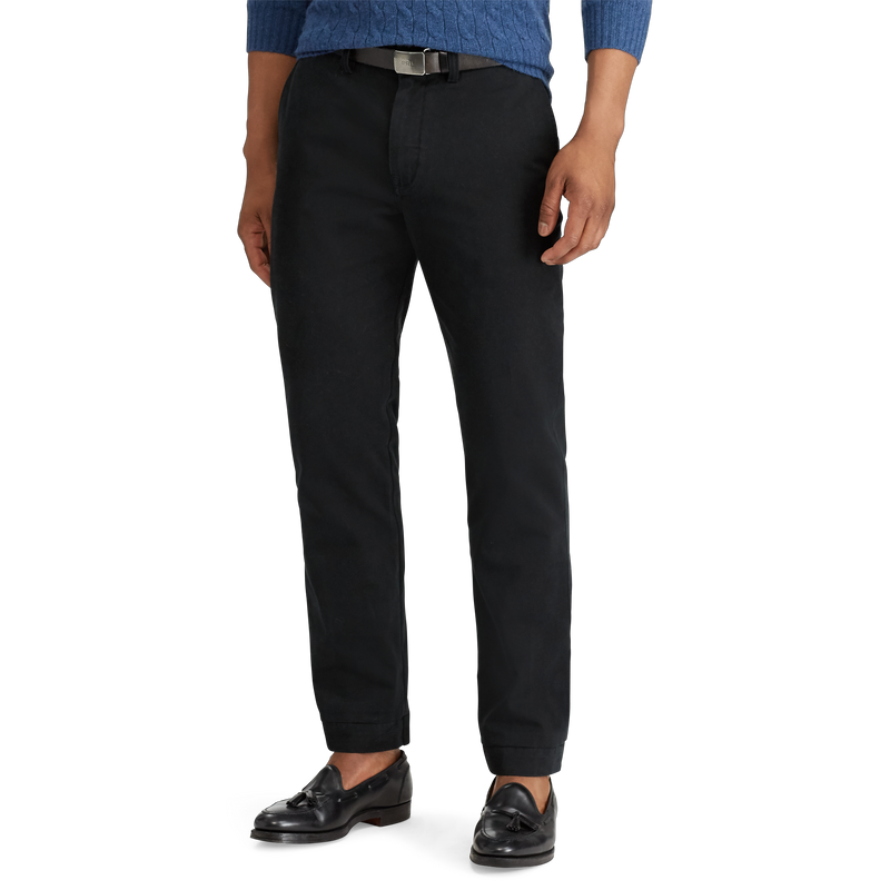 POLO RALPH LAUREN MEN'S CLASSIC FIT BEDFORD PANTS