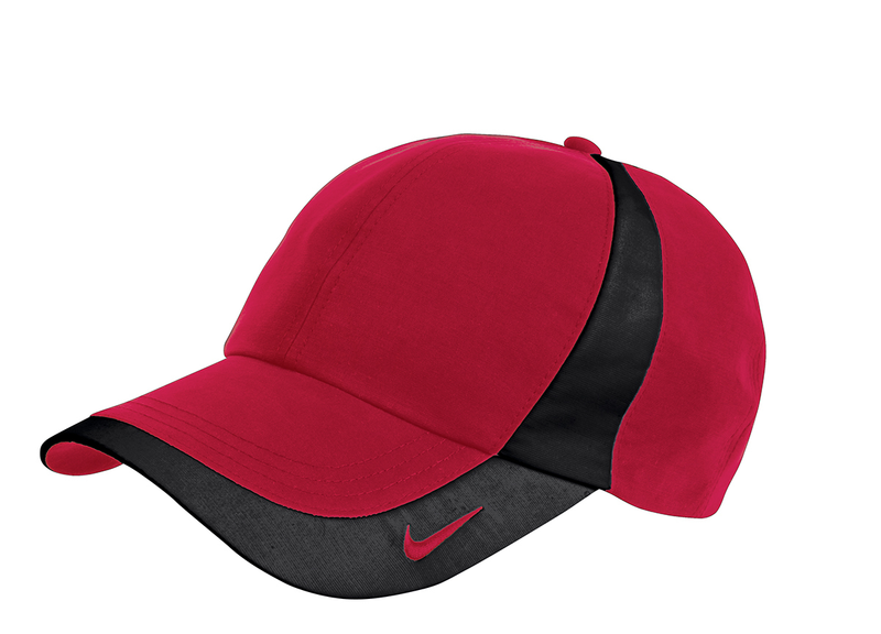 NIKE DRI-FIT TECHNICAL COLORBLOCK CAP - Varsity Red/Black