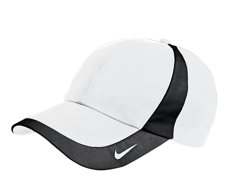 NIKE DRI-FIT TECHNICAL COLORBLOCK CAP - White/Black