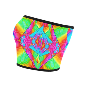 Rainbowdelik Bandeau Top