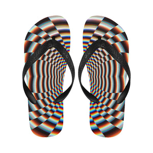 Psychosis Flip Flops for Men/Women (Model 040)