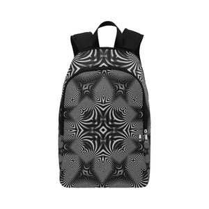 B+W Fabric Backpack for Adult (Model 1659)