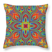 Lit - Throw Pillow