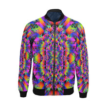 Spectra All Over Print Bomber Jacket for Men (Model H19)