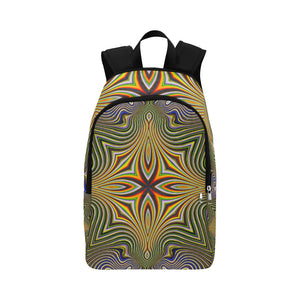 Tribal Fabric Backpack for Adult (Model 1659)