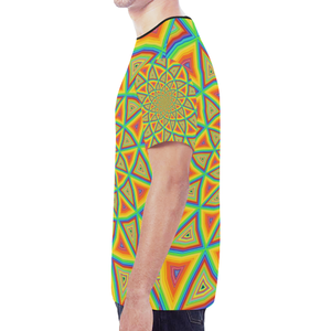 Colorspiral New All Over Print T-shirt for Men (Model T45)