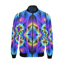 Synapse All Over Print Bomber Jacket for Men (Model H19)