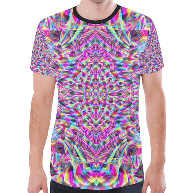 Astonishment New All Over Print T-shirt for Men (Model T45)