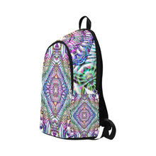 Coral Reefer Fabric Backpack for Adult (Model 1659)