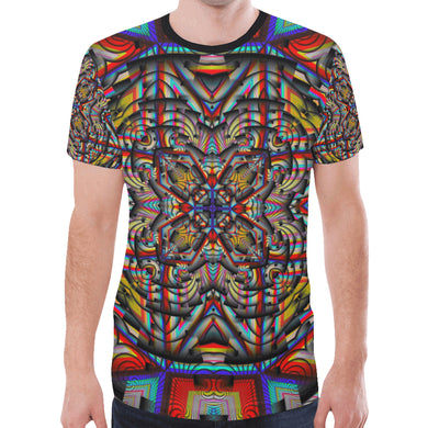 Generator New All Over Print T-shirt for Men (Model T45)