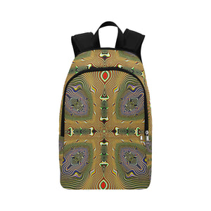 Tribal 2 Fabric Backpack for Adult (Model 1659)