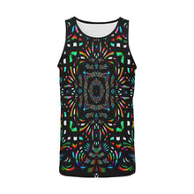 Cathedral Men's All Over Print Tank Top (Model T57)