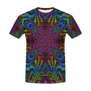 Subtropics All Over Print T-Shirt for Men (USA Size) (Model T40)