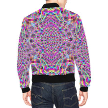 Astonishment All Over Print Bomber Jacket for Men (Model H19)