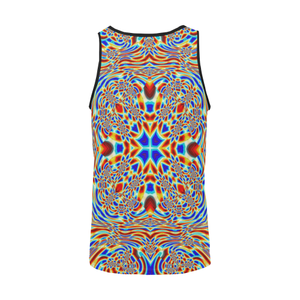 Chrysalis Men's All Over Print Tank Top (Model T57)