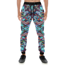 Inner Palace Men's All Over Print Sweatpants (Model L11)