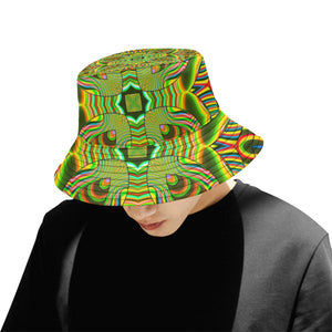 Amazonian All Over Print Bucket Hat for Men
