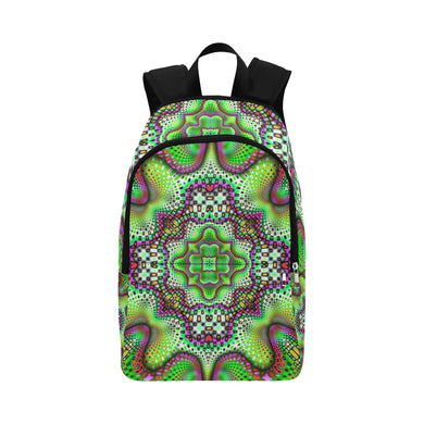 Borophyll Fabric Backpack for Adult (Model 1659)