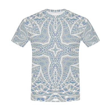 Elemental Air All Over Print T-Shirt for Men (USA Size) (Model T40)