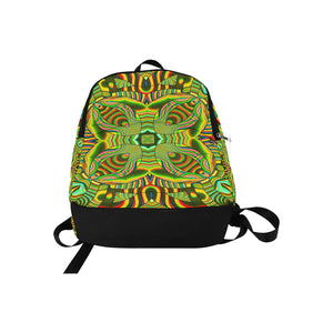 Amazonian Fabric Backpack for Adult (Model 1659)