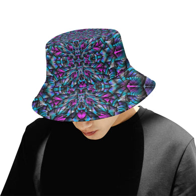 Turbulence All Over Print Bucket Hat for Men