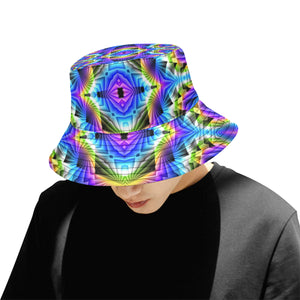 Synapse All Over Print Bucket Hat for Men