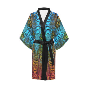 Trees for Friends Kimono Robe