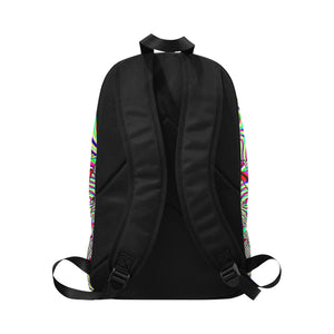 No Signal Fabric Backpack for Adult (Model 1659)