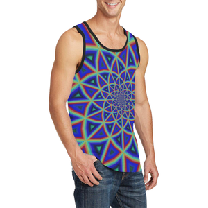 Full Spectrum Men's All Over Print Tank Top (Model T57)