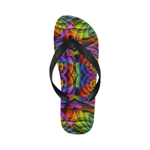 Consciousness Flip Flops for Men/Women (Model 040)