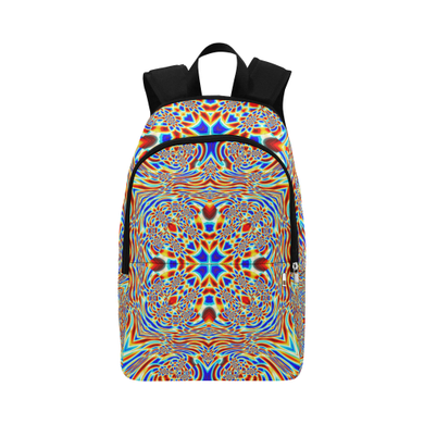 Chrysalis Fabric Backpack for Adult (Model 1659)