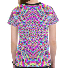 Astonishment New All Over Print T-shirt for Women (Model T45)