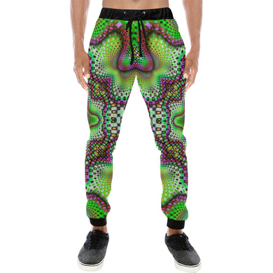 Borophyll Men's All Over Print Sweatpants (Model L11)