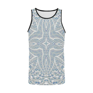 Elemental Air Men's All Over Print Tank Top (Model T57)
