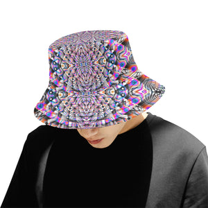 Eternal Essence All Over Print Bucket Hat for Men