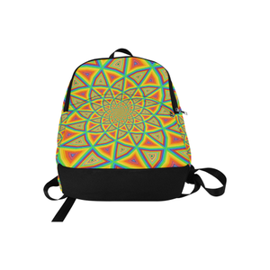 Colorspiral Fabric Backpack for Adult (Model 1659)