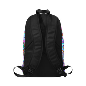 Colorburst Fabric Backpack for Adult (Model 1659)