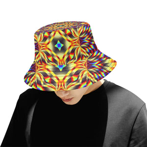 Pure Energy All Over Print Bucket Hat for Men