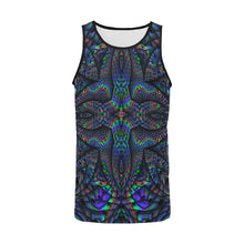 Elemental Water Men's All Over Print Tank Top (Model T57)
