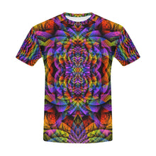 Consciousness All Over Print T-Shirt for Men (USA Size) (Model T40)
