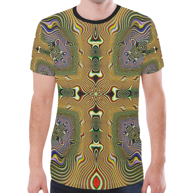 Ritual New All Over Print T-shirt for Men (Model T45)