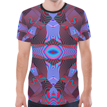 Artificial Intelligence New All Over Print T-shirt for Men (Model T45)