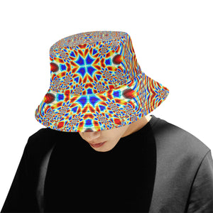 Chrysalis All Over Print Bucket Hat for Men