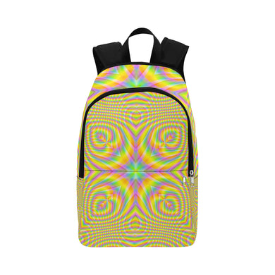 Pure Fabric Backpack for Adult (Model 1659)