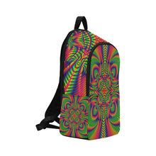Tropical Fabric Backpack for Adult (Model 1659)