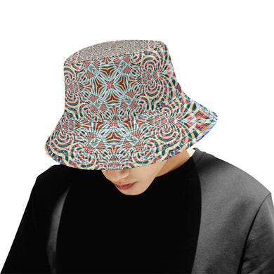 A Warm Place All Over Print Bucket Hat for Men