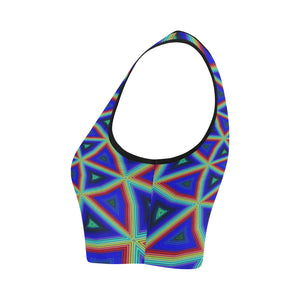 Full Spectrum Women's Crop Top (Model T42)